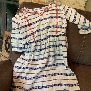 Youth size 8 medium Old Navy dress